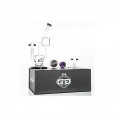 Бонг Grace Glass in Box Double Chamber Black