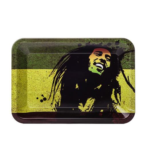 Поднос Bob Marley 18.5 x 12.5 см