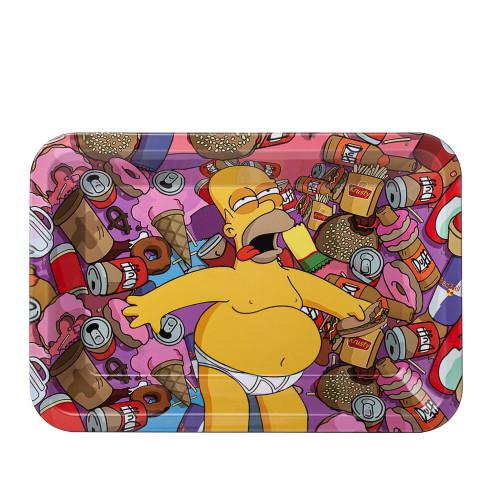 Поднос Homer Simpson 18.5 x 12.5 см