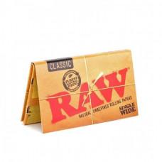 Бумажки RAW Single Wide Classic