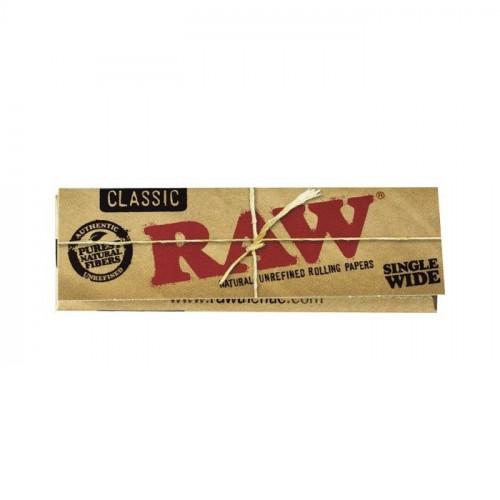 Бумажки RAW Single Wide Regular
