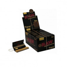Бумажки RAW Black Connoiseur 1¼ + фильтры