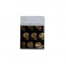 Пакеты Ziplock Dark Skull 24 x 24 мм