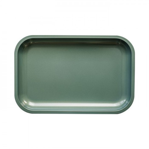 Поднос SLX Leaf Green 28 x 18 см