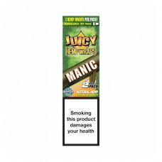 Бланты Juicy Jay's Hemp Wraps Manic