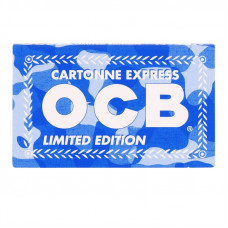 Бумажки OCB Limited Edition