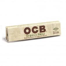 Бумажки OCB Organic Hemp Slim + фильтры