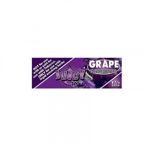 Бумажки Juicy Jay's Grape 1¼