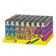 Зажигалка Clipper Floral Print Torch