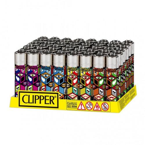 Зажигалка Clipper X Patterns
