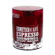 Контейнер вакуумный Coffevac Espresso Red Tin 800 мл