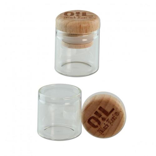 Контейнер стеклянный Black Leaf Oil 10 мл