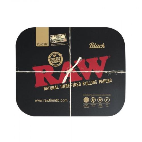 Крышка для подноса Raw Black Magnetic Rolling Tray Cover Large 34 X 18 см