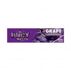 Бумажки Juicy Jay's Grape King Size