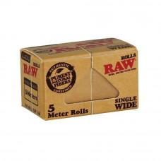 Бумага RAW Single Wide рулон 5 метров