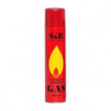 Газ для зажигалок S&B 300 мл