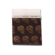 Пакеты Ziplock Dark Skull 25x25 мм