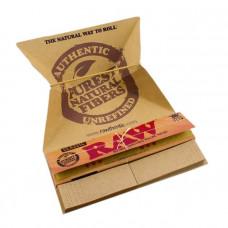 Бумажки RAW Artesano King-size + фильтры