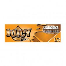 Бумажки Juicy Jay's Liquorice 1¼