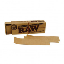 Фильтры RAW Gummed Tips Perforated