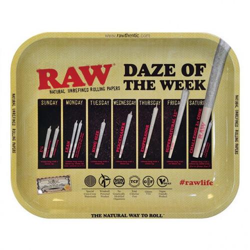 Поднос RAW Daze of the Week 34 x 27.5 см