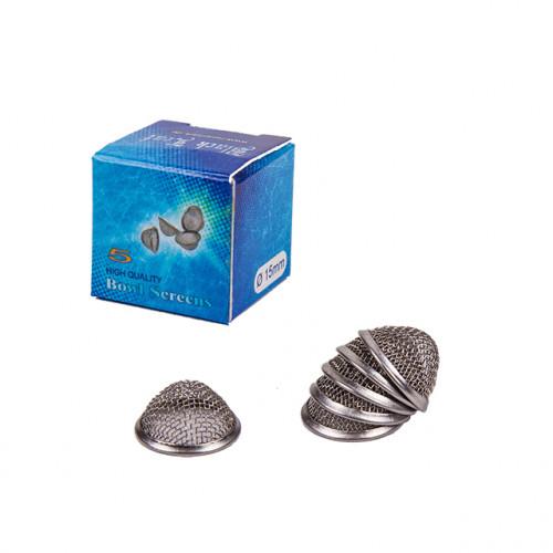 Сетки с окантовкой Black Leaf Silver Series 15 мм